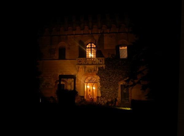 Le luci del castello